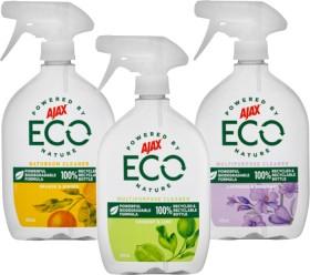NEW-Ajax-Eco-Nature-Bathroom-or-Multi-Purpose-Trigger-Cleaners-450ml on sale