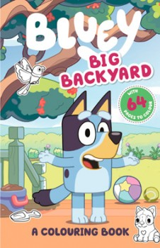 Bluey-Big-Backyard-A-Colouring-Book on sale