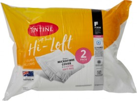 Tontine-2-Pack-Hi-Loft-Euro-Pillows on sale