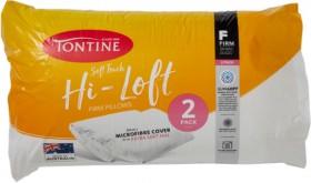 Tontine-2-Pack-Hi-Loft-Pillows on sale