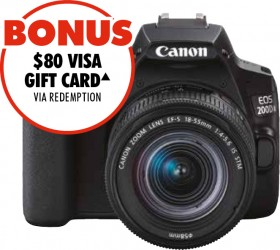 Canon-200D-Mark-II-DSLR-18-55mm-Lens-Kit on sale