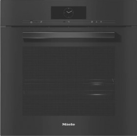 Miele-60cm-Steam-Combination-Oven-Obsidian-Black on sale