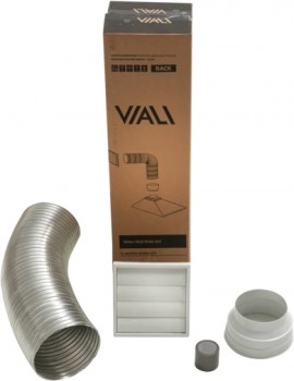 Viali-Rangehood-Ducting-Kit-for-Wall on sale
