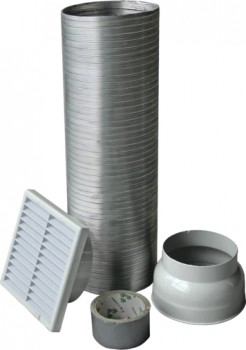 Viali-Rangehood-Ducting-Kit-for-Eave on sale