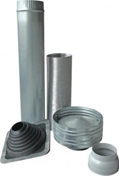 Viali-Rangehood-Ducting-Kit-for-Metal-Roof on sale