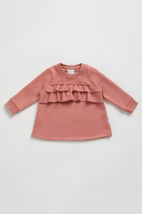 Pumpkin-Patch-Fleece-Ruffle-Top on sale