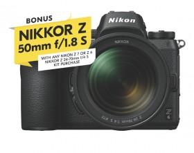 Nikon-Z6 on sale