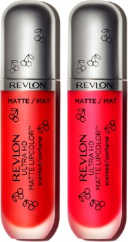 NEW-Revlon-Ultra-HD-Matte-Lipcolor-Scented on sale