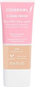 NEW-Covergirl-Clean-Fresh-Skin-Milk-Nourishing-Foundation-30mL on sale
