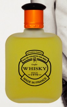 NEW-Whisky-Men-EDT-100mL on sale