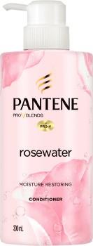 Pantene-Pro-V-Blends-Rosewater-Moisture-Restoring-Conditioner-300mL on sale