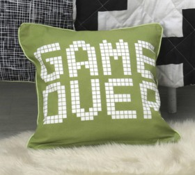 30-off-Koo-Kids-Game-Crosses-Quilted-Cushion on sale