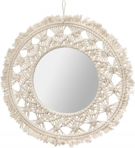 25-off-NEW-Kids-Bouclair-Casbah-Macrame-Mirror on sale