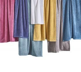 40-off-Brampton-House-Zero-Twist-Ribbed-Towels on sale