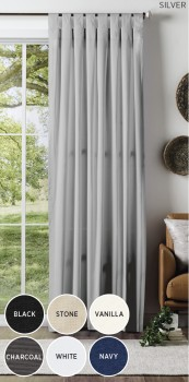 Henry-Tab-Top-Curtains on sale