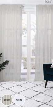 40-off-Montego-Sheer-Pencil-Pleat-Curtains on sale