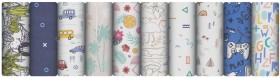 Printed-Cotton-Fabric on sale