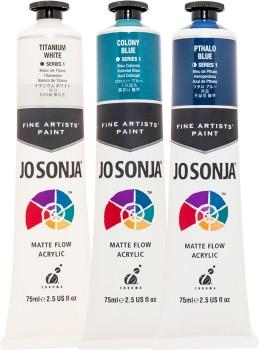 Buy-2-Get-3rd-FREE-Jo-Sonja-Acrylic-Paints-75ml on sale