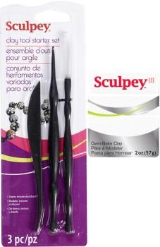 Buy-2-Get-3rd-FREE-Sculpey-Blocks-48-57g-Moulding-Tools on sale