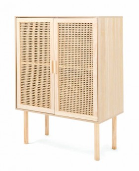 Rattan-Cabinet-with-Natural-Panels on sale