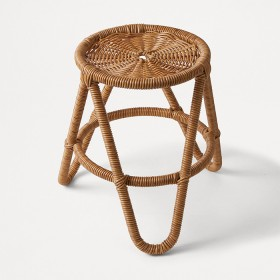 Woven-Tripod-Stand on sale