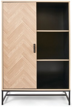 Herringbone-Cabinet on sale
