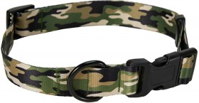 Camo-Dog-Collar-Medium on sale
