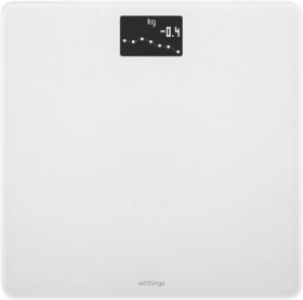 Withings-Body-Weight-BMI-Wi-Fi-Scale-White on sale