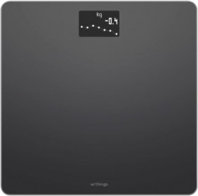 Withings-Body-Weight-BMI-Wi-Fi-Scale-Black on sale