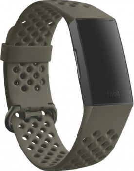 Fitbit-Charge-4-Sport-Band-Large-Evergreen on sale