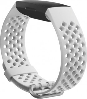 Fitbit-Charge-4-Sport-Band-Large-Frost-White on sale