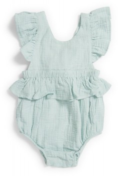 Dymples-Crinkle-Romper on sale