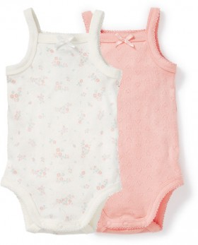 Dymples-Pointelle-Singletsuits on sale