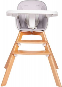NEW-Grotime-Lyon-Timber-High-Chair on sale