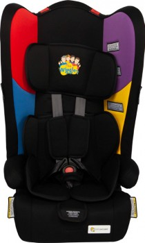 The-Wiggles-Rally-II-Convertible-Booster-Seat on sale