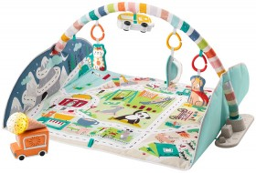 NEW-Fisher-Price-Activity-City-Gym-to-Play-Mat on sale