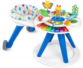 NEW-Baby-Einstein-4-in-1-Around-We-Go-Activity-Table-with-360-Turn-Around on sale