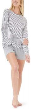 Brilliant-Basics-Stripe-Sleep-Tee on sale
