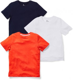 Brilliant-Basics-Kids-Plain-Tees on sale