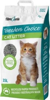 Breeders-Choice-15-Litre-Cat-Litter on sale