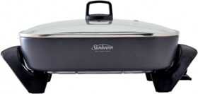 Sunbeam-Duraceramic-Electric-Frypan on sale