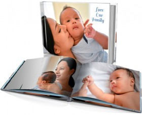 Personalised-Hard-Cover-Photo-Books on sale