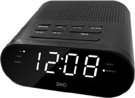 NEW-EKO-FMAM-Alarm-Clock-Radio on sale