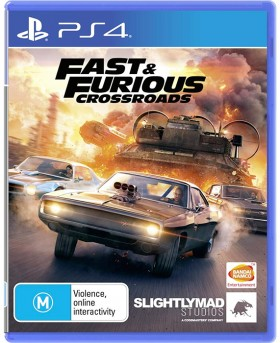 PS4-Fast-Furious-Crossroads on sale