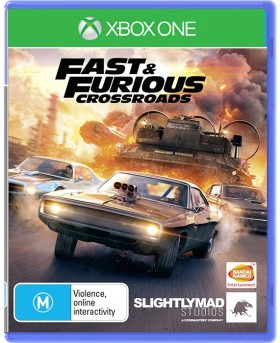 Xbox-One-Fast-Furious-Crossroads on sale