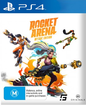 NEW-PS4-Rocket-Arena-Mythic-Edition on sale