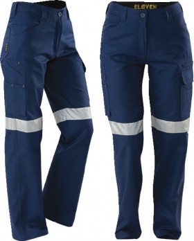ELEVEN-Womens-AEROCOOL-Ripstop-Pants-with-Perforated-3M-Tape on sale