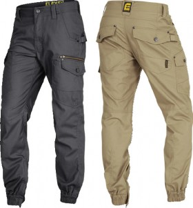 ELEVEN-Combat-Stove-Pipe-Cargo-Pants on sale