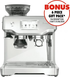 Breville-The-Barista-Touch-Espresso-Machine on sale