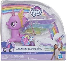 My-Little-Pony-Rainbow-Wings-Twilight-Sparkle-Pony-Figure-with-Lights on sale